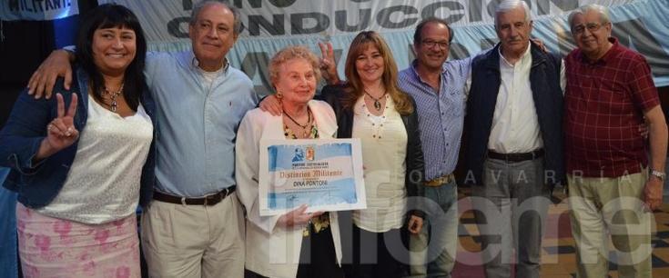 Emotivo acto en el Día del Militante Peronista