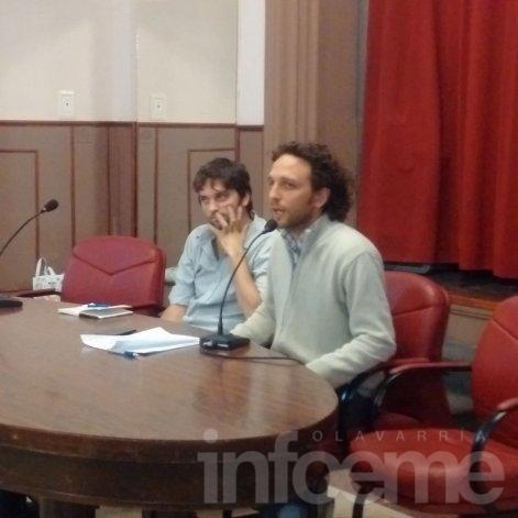 Brindaron charla sobre voto electrónico y oferta electoral