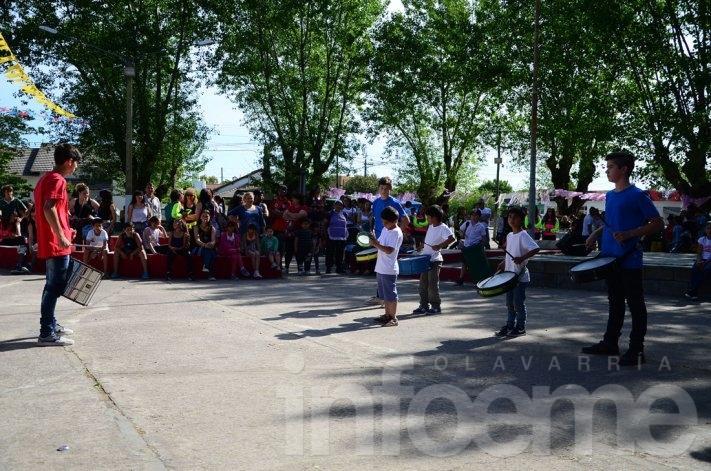 Villa Alfredo Fortabart festejó su aniversario
