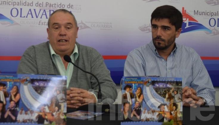Presentaron el Festival de Doma y Folclore: se verá por la TVP