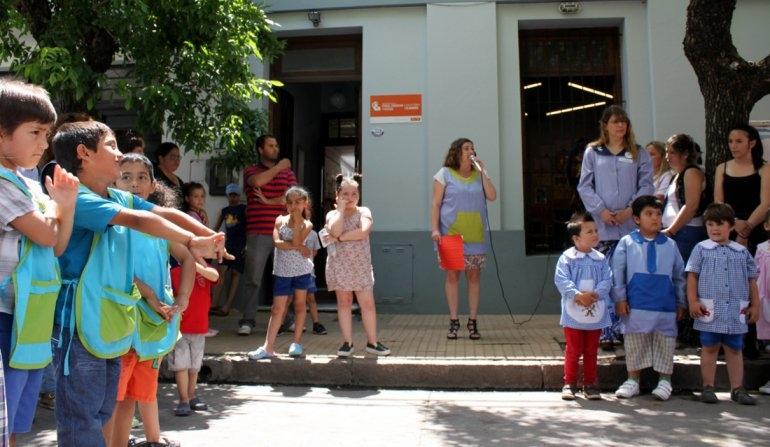 Los jardines 908 y 919 realizan una muestra artística en La Higuera