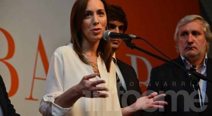 Vidal aumentará fondos a comedores pero pasarán a manos de Intendentes
