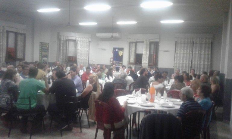 Cena de la Federación de Sociedades de Fomento