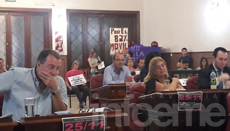 """Norma Guerra: """"El proyecto es de todos, dejó de tener autoría"""""""