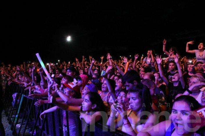 Una multitud disfrutó de la Fiesta de Olavarría