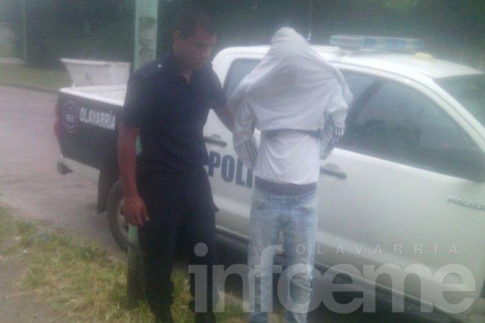 Insultó y amenazó a la policía: fue aprehendido