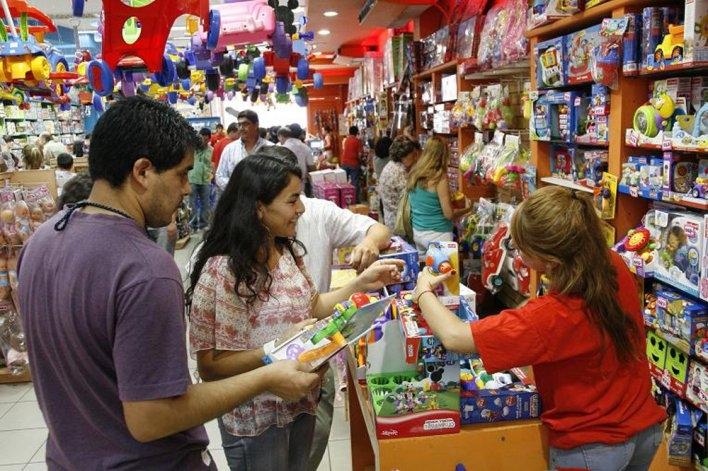 Las ventas minoristas en la Provincia cayeron un 7,2% en octubre