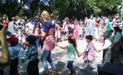 Sierra Chica celebró el Día de la Tradición