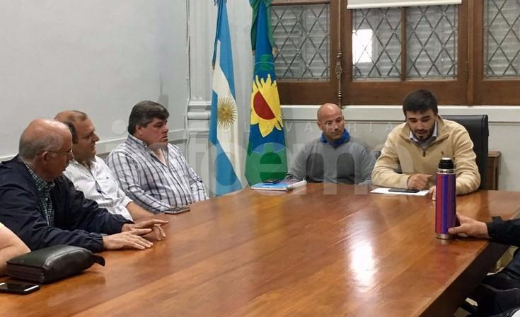 Mesa Agropecuaria solicitó al Intendente declarar la emergencia vial
