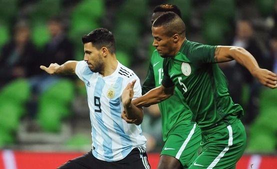 Argentina despidió el 2017 con derrota ante Nigeria