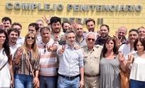 Día del Militante: Valicenti apoyó a De Vido y Boudou
