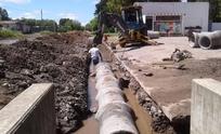 Realizan trabajos hidráulicos en la localidad de Hinojo