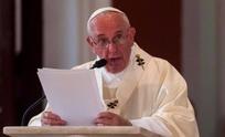 El Papa  y su mensaje a los tripulantes del submarino