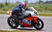 Pasó la penúltima fecha del Provincial de Motociclismo