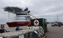Búsqueda del submarino: partió buque de rescate