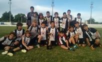 Subcampeonato de Estudiantes en el Mundialito de Bolívar