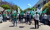Cidegas: importante movilización y audiencia en el Ministerio de Trabajo