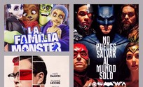 Cartelera semanal en Flix Cinema Olavarría
