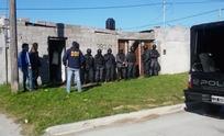 Allanamiento por amenazas: un detenido