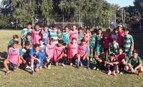 Exitosa prueba de futbolistas olavarrienses en Junín