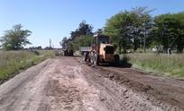 Realizan mantenimiento de calles en la ciudad