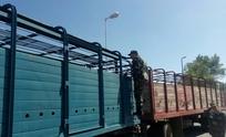 Comando Rural y Senasa realizaron operativos de control en la Ruta 226