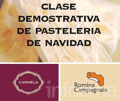 Navidad con Romina Campagnale en Carmela