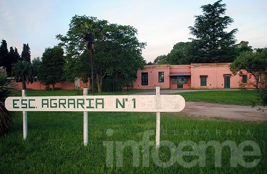 La Escuela Agraria recibió un subsidio para obras en la planta de elaboración de productos lácteos