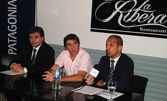 Estudiantes y el Banco Patagonia firmaron un convenio de descuentos y beneficios