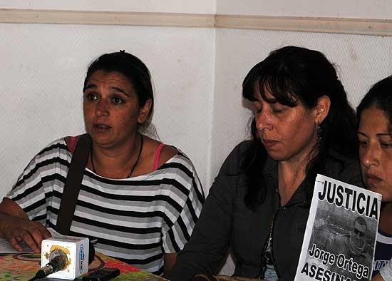 """""""Defienden lo indefendible: Coria fue a matar a mi marido"""""""