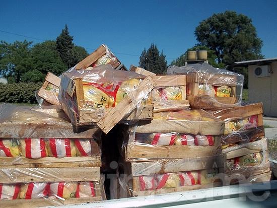 Decomisan 800 kilos de pollos en los controles de Bromatología