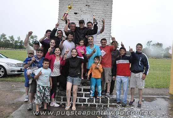 """Lezaeta y Laborda campeones en """"La Bota"""""""