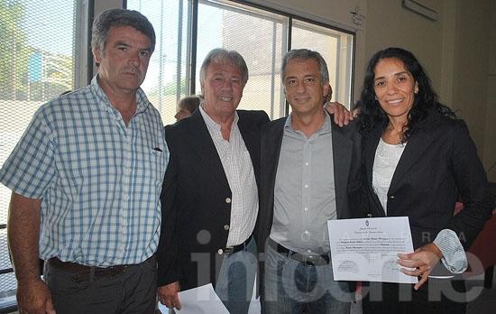 Andrea Rodríguez, nueva presidenta del Consejo Escolar