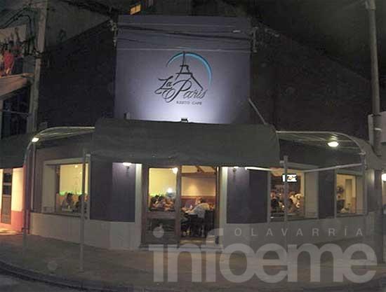 """El 2013 se despide en """"La París Resto-Café"""""""