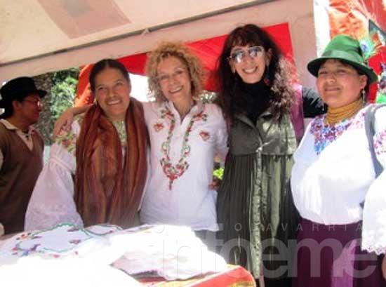 Docente de la Facultad de Sociales viajó a Ecuador para investigar sobre la problemática agraria