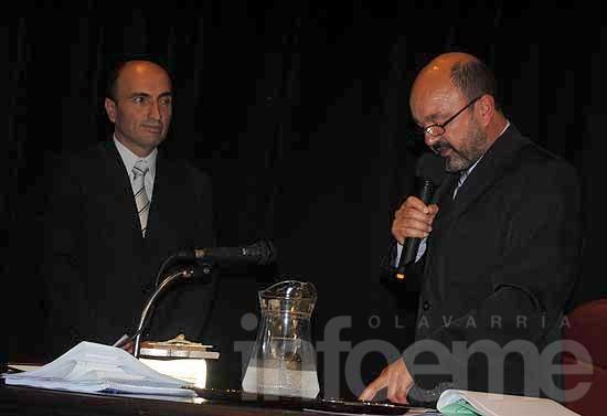 Eduardo Rodríguez es el nuevo presidente del HCD