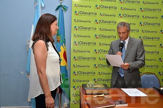 Cambios municipales: Margarita Arregui, nueva Jefa de Gabinete