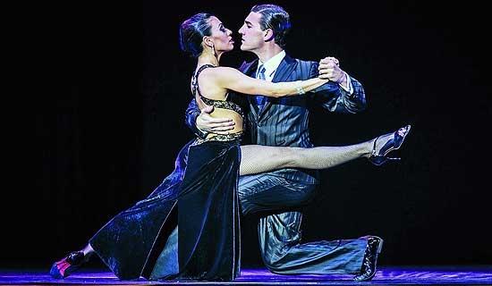 Campeones mundiales de tango en el Festival de Olavarría