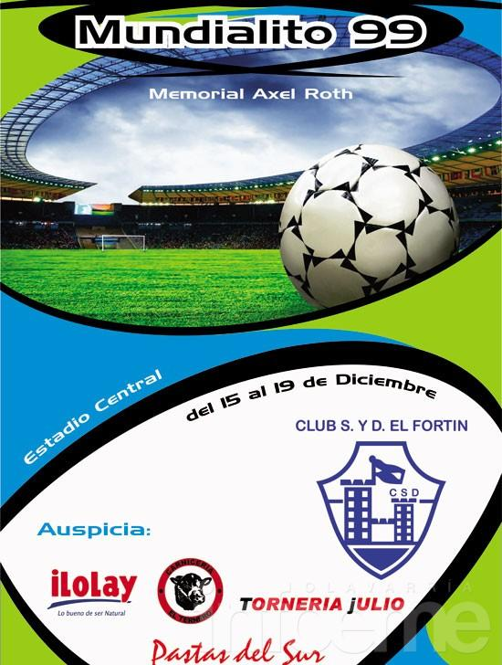 Llega Vélez Sarsfield para el memorial Axel Roth