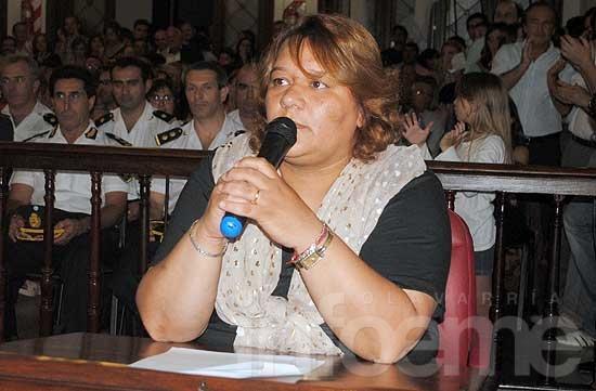 Por votar a Rodríguez, Patricia Bahl fue expulsada de Kolina
