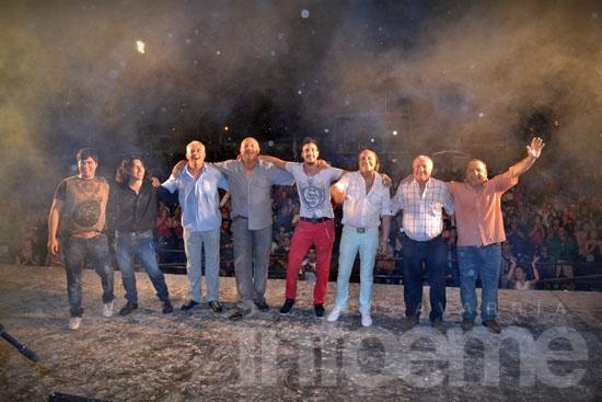 Los Huella Pampa dejaron su marca en el Festival