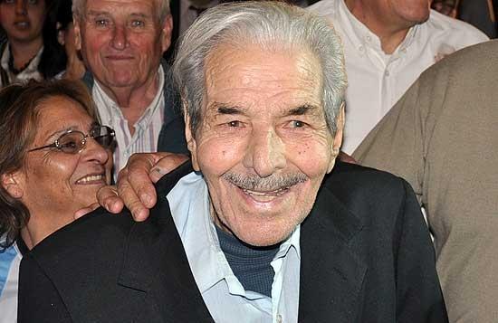 Murió el histórico político Alcides Félix Díaz