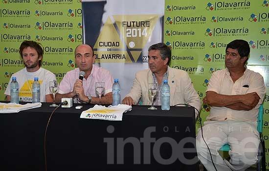 """Se presentó el Future 2014 """"Ciudad de Olavarría"""""""