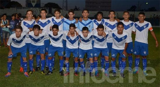 Vélez Sarsfield se quedó con el Mundialito