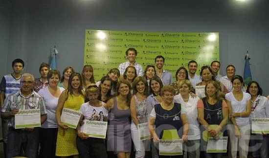 Entregaron certificados a los primeros egresados como mediadores comunitarios