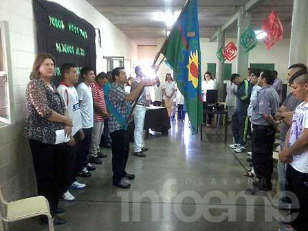 Más de 70 internos de la Unidad Nº 38 egresaron de la primaria