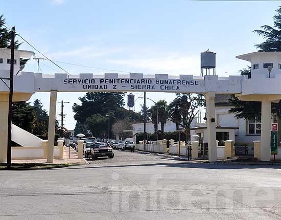 Intento de fuga de tres internos en el Penal de Sierra Chica
