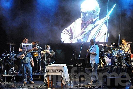 Se despide  Huella Pampa con su tradicional concierto