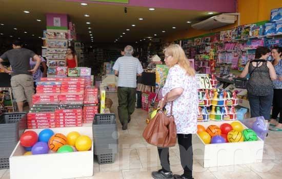 Datos locales: ventas navideñas crecen entre el 12 y el 14%