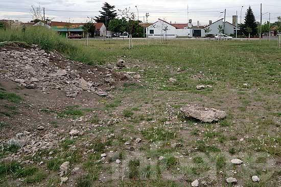 Parque Avellaneda: quejas por falta de mantenimiento